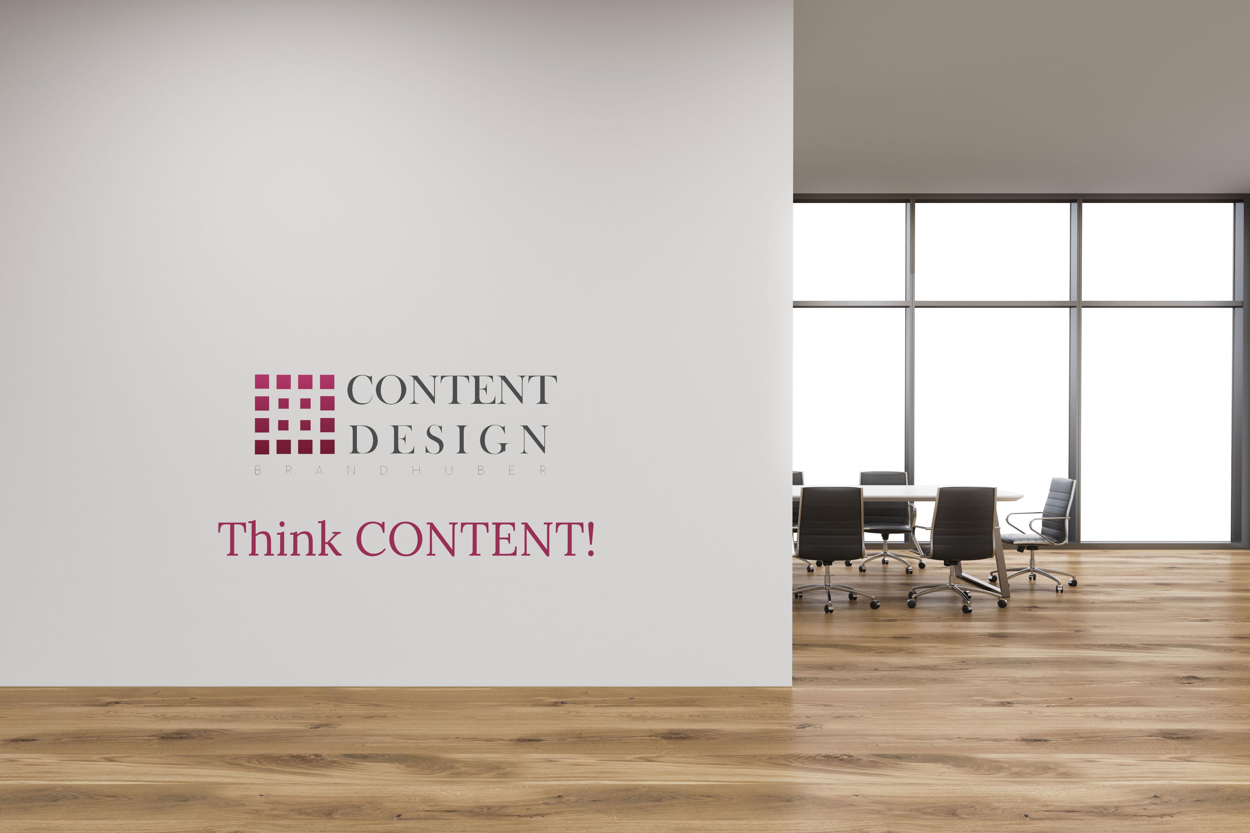 Besprechung Content Design